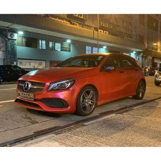 MERCEDES-BENZ A200 FACELIFT 2016