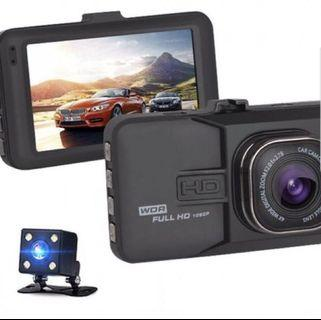 In-Car Camera (Front & Rear)