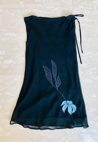 Drawstring midi skirt from Urban&Co