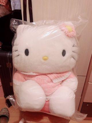 Hello Kitty 毛公仔 (big size)