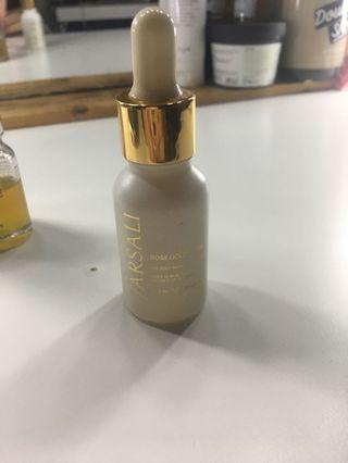 Authentic Farsali Rose Gold Elixir