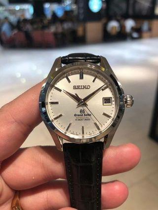 Grand Seiko Special Edition Hi-beat SBGH019 White Gold
