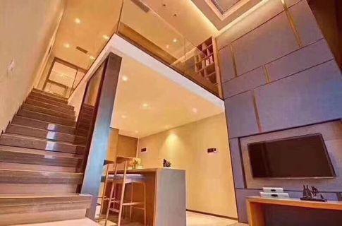 珠海橫琴豪華複式,10分鐘橫琴關口,買一層送一層,帶裝修交樓