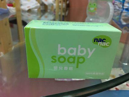 Nac Nac嬰兒香皂