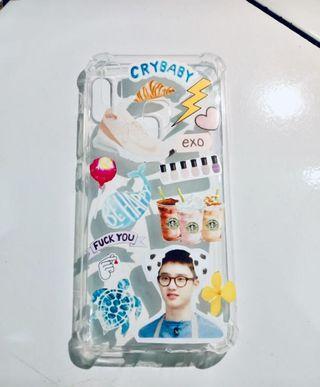Tumblr case + stiker murah dan lucu