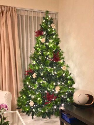 Artificial Christmas tree / 2.50m