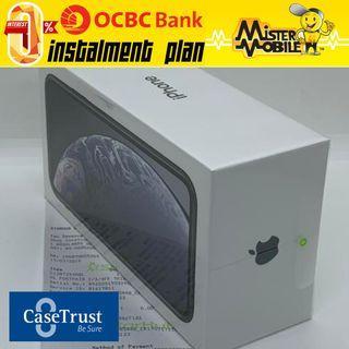 iPhone XR 64GB 64 Black Gray Apple Local New