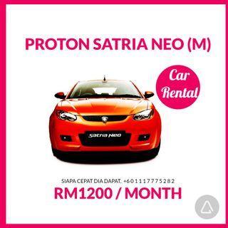 SEWA Proton Satria Neo