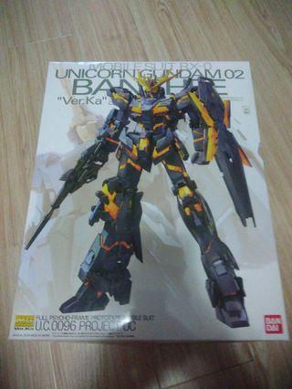 Unicorn Gundam 02 Banshee Ver.ka