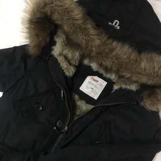 TNA Winter Fur Jacket