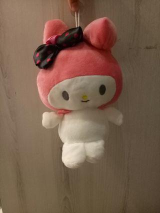 🚚 My Melody plush toy