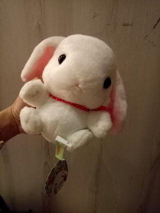 Rabbit plushy