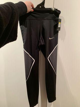 Brand new NIKE leggings with tag still on