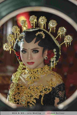 Jasa model makeup pengantin JABODETABEK