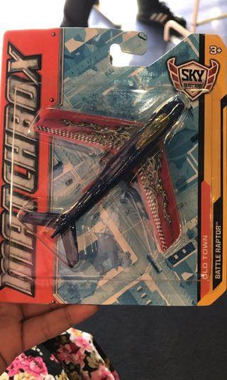 Hotwheels Aeroplane