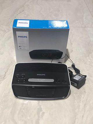 🚚 Brand New Philips Clock Radio for sale @$33