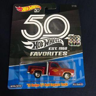 78 dodge truck 50th anniversary