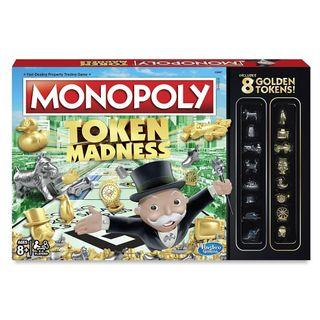 Monopoly Tokens Madness