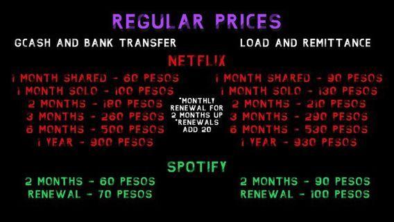 netflix premium   Others   Carousell Philippines