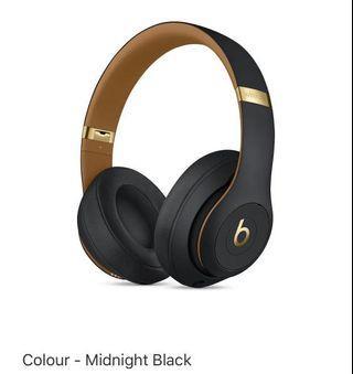 🚚 Beats Studio3 Wireless Headphones