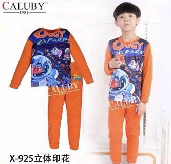 🚚 Little Oggy Kid Pajama At $6 per set!!!  Size: 3t