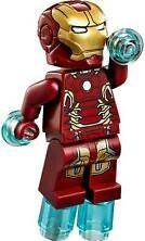 Lego Ironman Mark 43 Minifigure