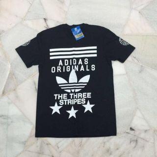 Adidas Originals Men's The Three Stripes Tee (Size S) from U.S