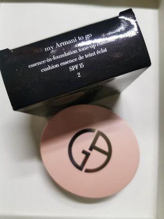 Giorgio armani essence cushion 2號色