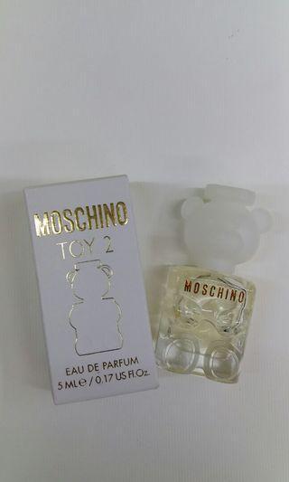 MOSCHINO TOY 2 小熊二代香水淡香精 5ml