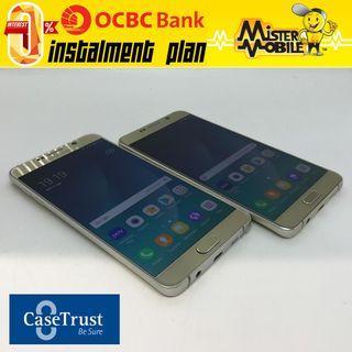 Samsung Galaxy Note 5 N920i 32 32GB Gold Used