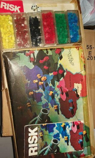 Risk Board Game Free Clearance