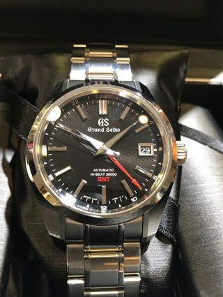 Grand Seiko SBGJ203 GMT Hi-beat.