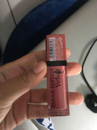 Bourjois Rouge Edition Velvet - Nude Ist (07)