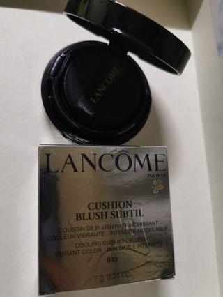 (平賣 )Lancome cushion胭脂#32色