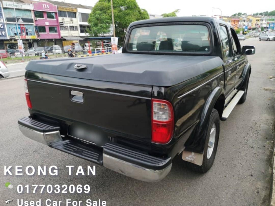 2006TH🚘FORD RANGER 2.2AT XLT 4X4 HI RIDER Cash💰OfferPRICE Rm19,500 Only‼LowestPrice InJB🎉Call📲 Keong🤗