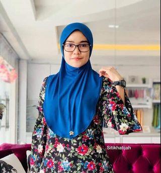 Tudung Souk(free size,L,XL)