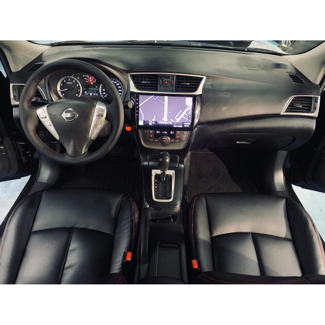 正2014年 頂級版 Nissan SuperSentra 1.8  保證只賣您26.8萬