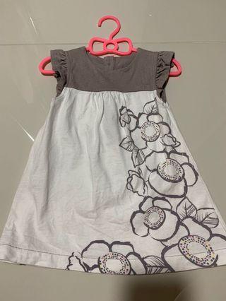 [Preloved] (6M-9M) Mothercare Dress