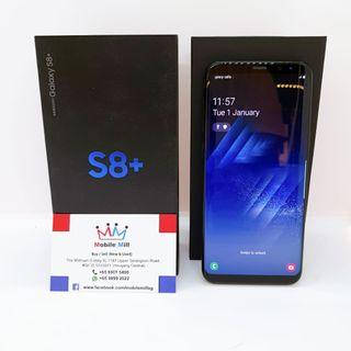 Samsung S8 Plus (Superb Condition)