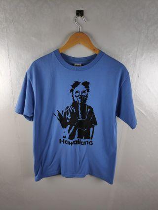 Vtg Hawaiian6 Punk Rock Band Tshirt
