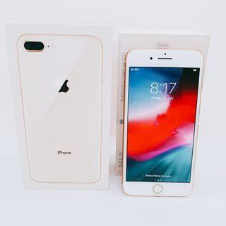 iPhone 8 Plus 64GB (Pristine Condition)