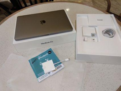 "Macbook Pro Retina 13"" 2017 MPXQ2ID iBox Fullset Like New"