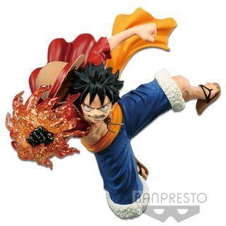 🚚 Banpresto - One Piece - Gxmateria The Monkey.D.Luffy (Figure)