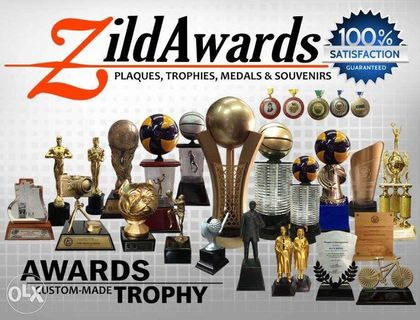 trophys and awards | Books | Carousell Philippines