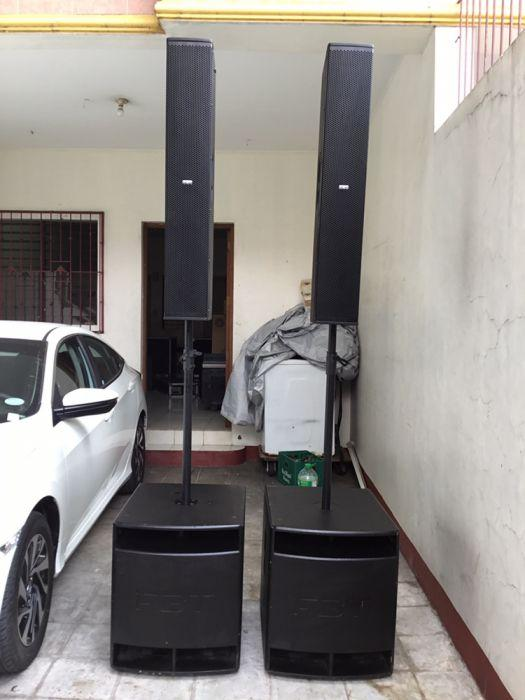 FBT-RCF-Presonus-JBL-Mackie-Dbtech-QSC-Yamaha Active Speaker on