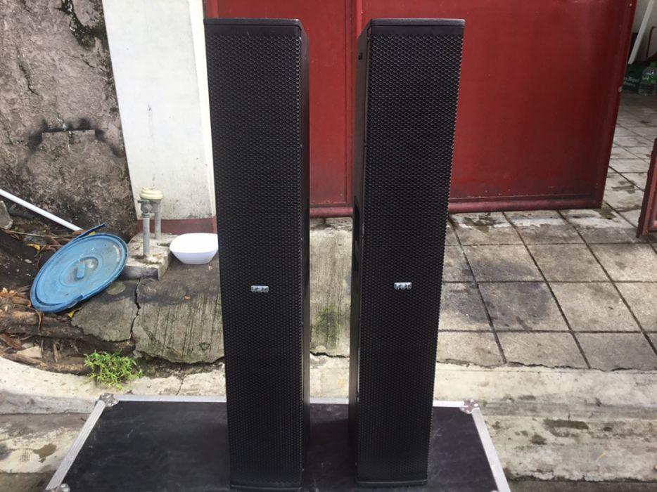 FBT-RCF-JBL-QSC-Mackie-Cerwin Vega-Turbo Sound Active Speaker on