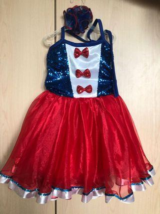 🚚 Dress for girl 4-6 years.