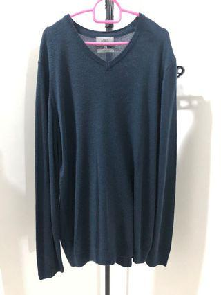 Marks & Spencer Sweatshirt ~ Navy Blue Colour