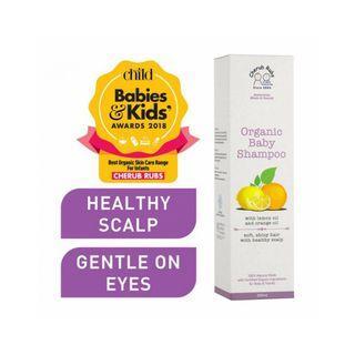 🎠 CHERUB RUBS Organic Baby Shampoo