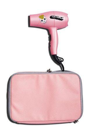 全新可預訂 美國限量版 Amika Mini Ionic Hair Dryer Patchwork 迷你風筒 旅行風筒